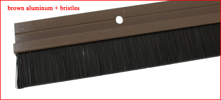 Door Brush Strip Amp Aluminium Door Brush Strip 05